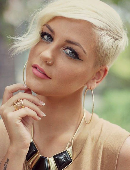 Short Hairstyles, Blonde Hairstyles, Wedding