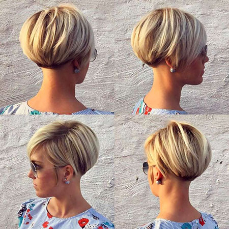 Short Hairstyles, Pixie Cut, Women, Young, Woman, Ladies