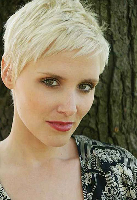 Short Hairstyles, Pixie Cut, Blonde Bob Hairstyles, Williams