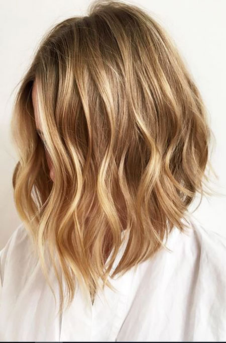 Blonde Hairstyles, Balayage, Short Hairstyles, Ombre