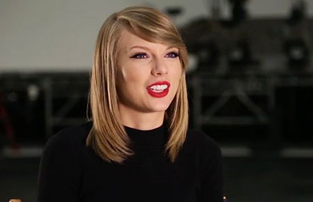 Taylor, Swift, Short, Bangs