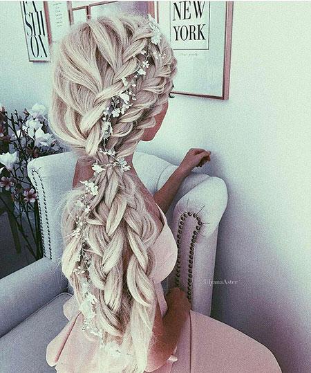Wedding Long Braided White Summer Scarf Crochet Burlap