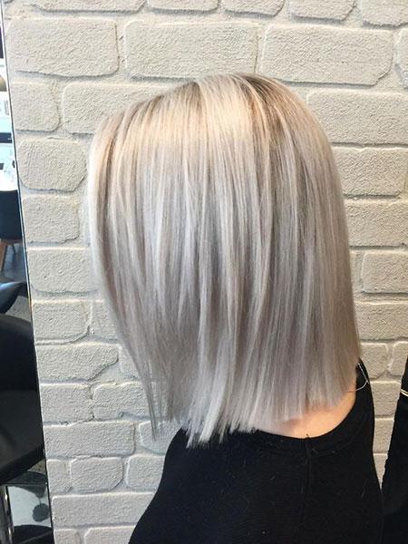 Blonde Hairstyles, Silver, Blonde Bob Hairstyles, Platinum, Gray