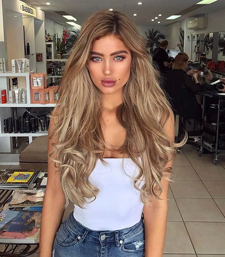Colour, Ombre, Blonde, Balayage