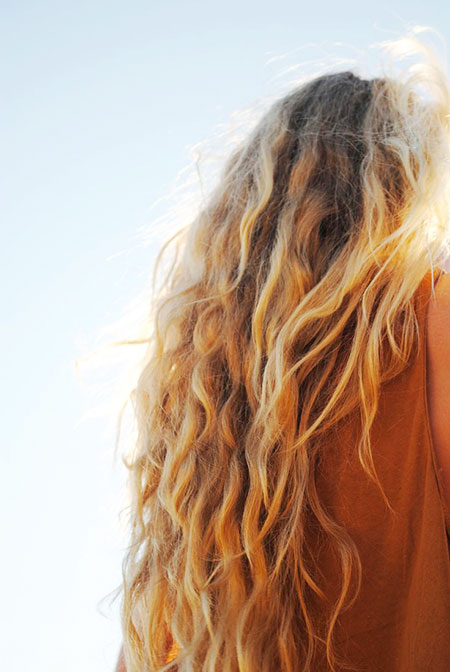 Beach Waves Long Curly Wild Wave Summer Natural Messy Loose