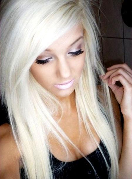 Blonde Platinum Pretty One Bleach