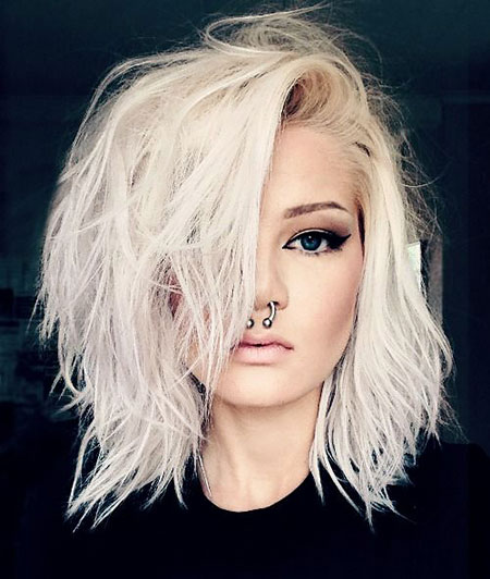 20 Short Blonde Edgy Hairstyles Blonde Hairstyles 2017