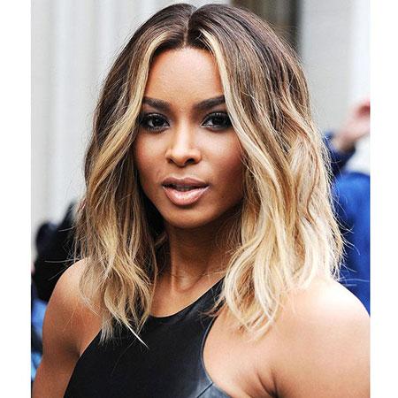 Short Hairstyles, Kardashian, Ciara, Years, Women, Wavy, Thick, Pixie Cut