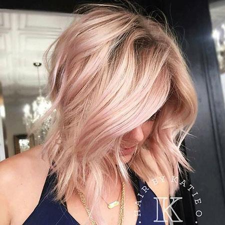 Blonde Hairstyles, Gold, Blonde Bob Hairstyles, Balayage, Women