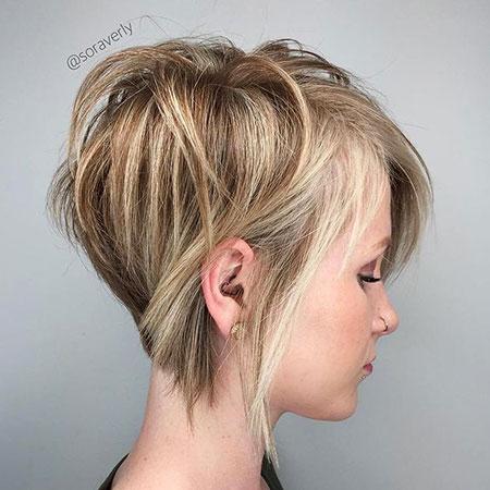25 Short Hairstyles for Fine Blonde Hair – Blonde Hairstyles 2017