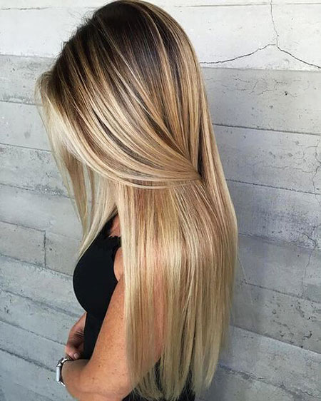 Blonde Balayage Highlights Colors Young Lowlights Dark 20