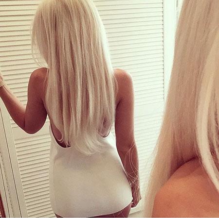 Blonde Highlights Balayage