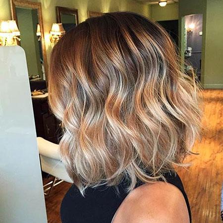 Blonde Hairstyles, Highlights, Blonde Bob Hairstyles, Balayage, Waves