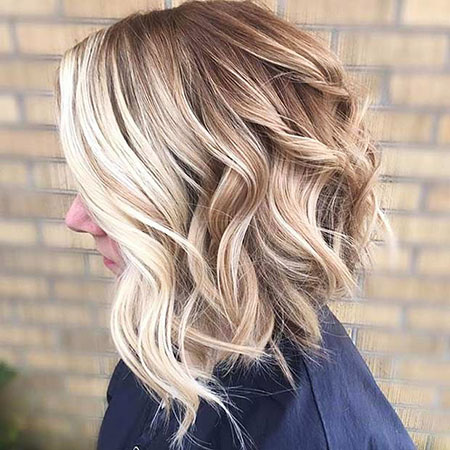 Blonde Hairstyles, Balayage, Short Hairstyles, Brown