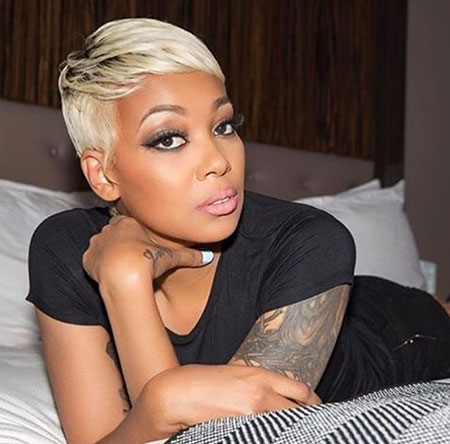 Short Hairstyles, Rose, Nene, Leakes, Gold, Brown