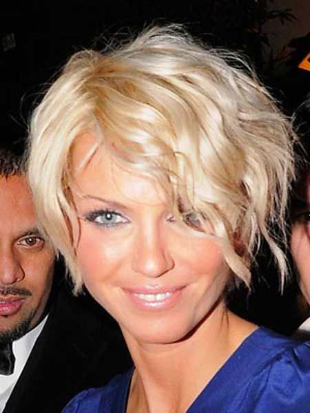 Short Hairstyles, Women, Trends, Trend, Styles, Stone, Sharon, Rock