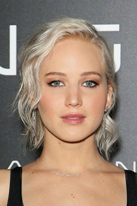 Jennifer, Jennifer Lawrence, Blonde Hairstyles, Women, Volume