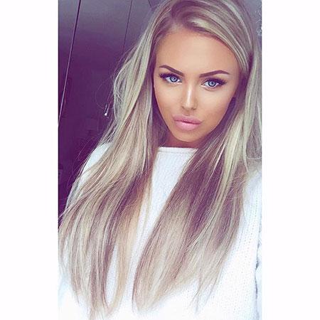 Blonde Long Boucher