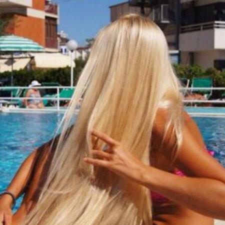 Blonde Summer Long Highlights Blondes Bleach Balayage