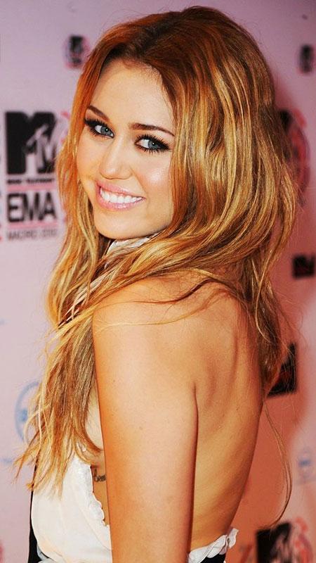 Miley, Cyrus, Summer, Stars, Skin, Red, Pixie, Pale, Mermaid