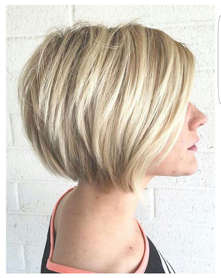 Blonde Bob Hairstyles, Pixie Cut, Layered, Blonde Hairstyles, Should