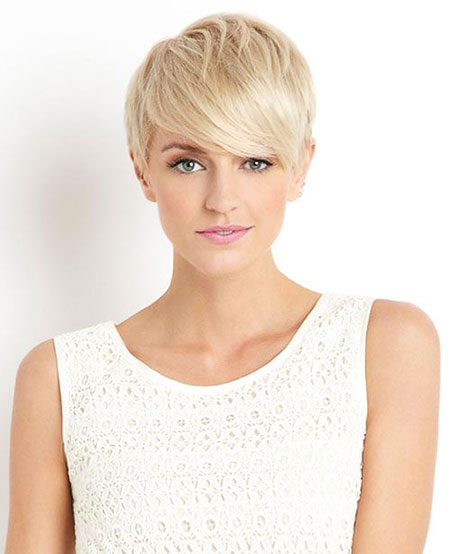 Short Hairstyles, Pixie Cut, Blonde Hairstyles, Wig, White, Platinum