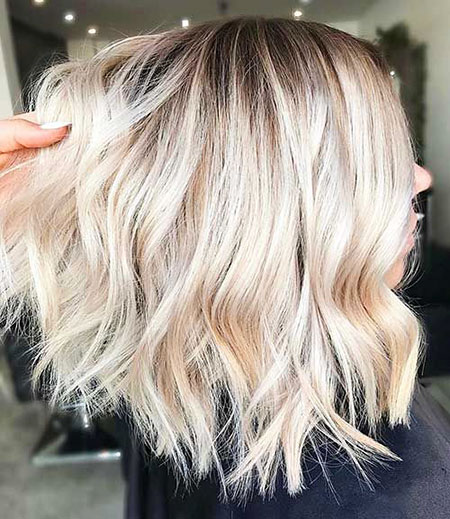 Blonde Hairstyles, Balayage, Dark, Should, Short Hairstyles