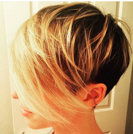 Short Hairstyles, Pixie Cut, Blonde Bob Hairstyles, Vintage, Summer