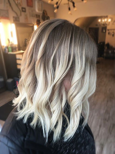 Blonde Hairstyles, Balayage, Light, World, Natural, Highlights, Curly