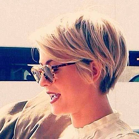 Short Hairstyles, Pixie Cut, Cute Hairstyles, Blonde Hairstyles