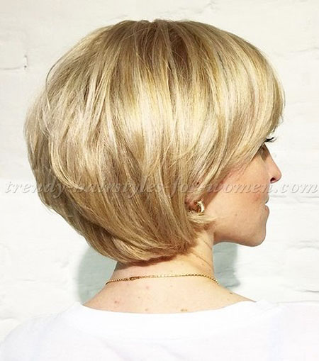 Blonde Bob Hairstyles, Short Hairstyles, Layered