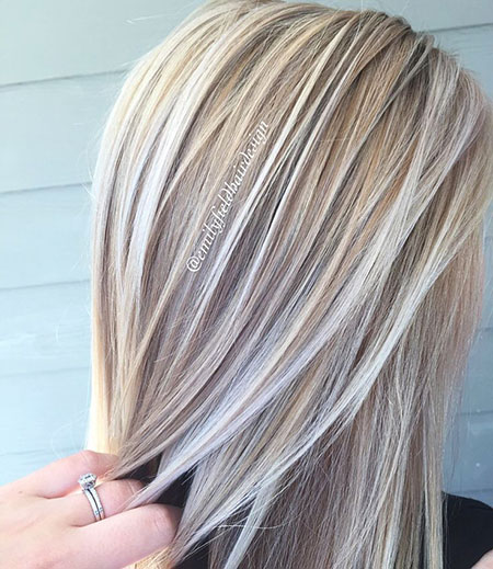 Blonde, Highlights, Trends, Platinum, Lowlights, Balayage, Ash