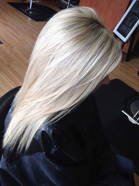 48 Long Blonde Straight Hairstyles Blonde Hairstyles 2017
