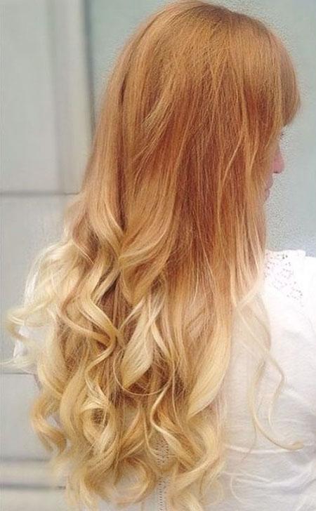Blonde, Ombre, Strawberry, White, Some