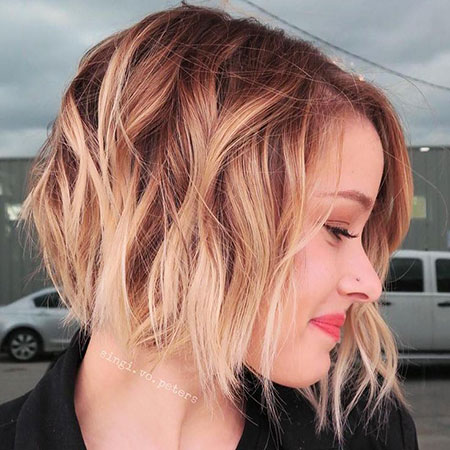 Blonde Hairstyles, Balayage, Short Hairstyles, Women, Pixie Cut