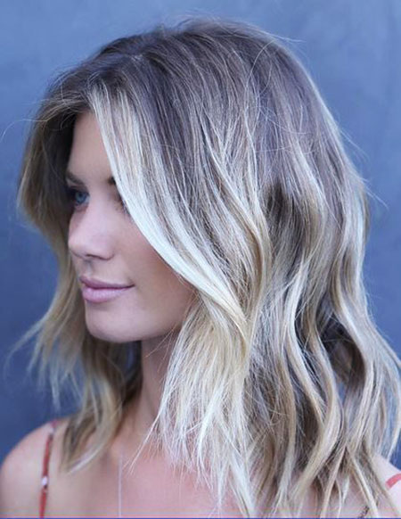 Blonde Hairstyles, Balayage, Short Hairstyles, Dark, Beachy, Ash