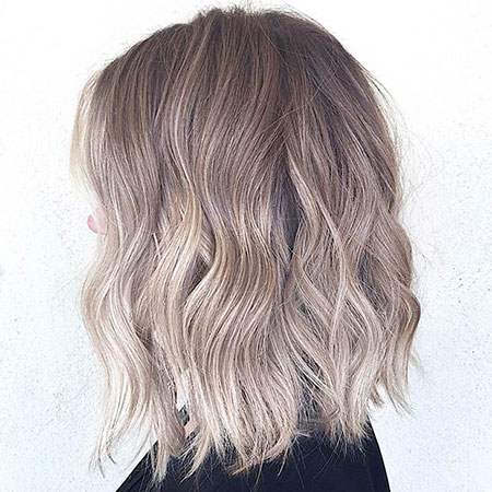 Balayage, Short Hairstyles, Ombre, Curly, Ash, Salon, Prom, Habit