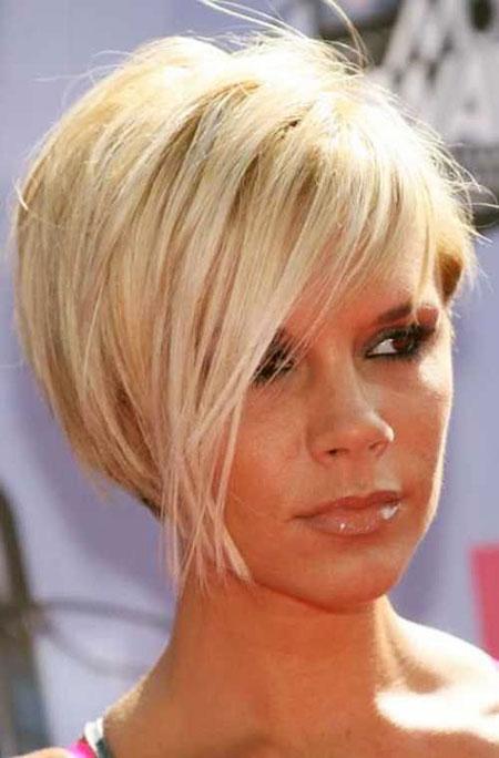 Short Hairstyles, Blonde Hairstyles