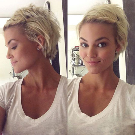 Short Hairstyles, Pixie Cut, Very, Twisted, Thick, Kapsels