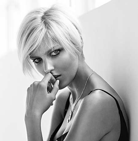 Blonde Hairstyles, Pixie Cut, Straight Hairstyles, Bright