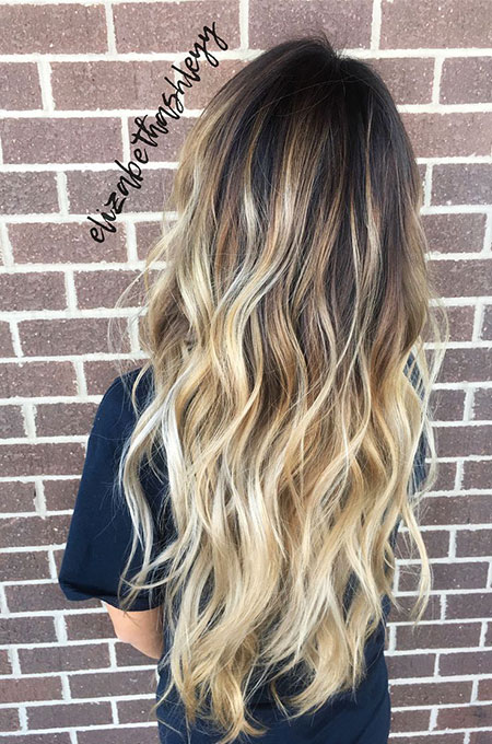 Blonde Balayage Ombre Brunette Brown Low Long Blondes