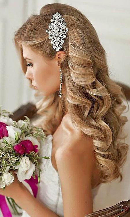 Wedding, Bridal, Weddings, Waves, Volume, Updos, Soft, High