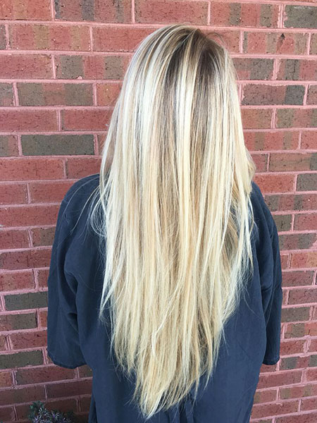 Blonde Long Balayage Highlights Really Pretty