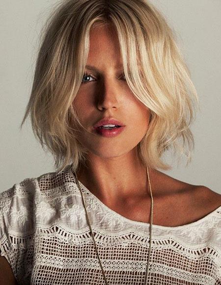 Blonde Bob Hairstyles, Short Hairstyles, Julianne Hough, Blond