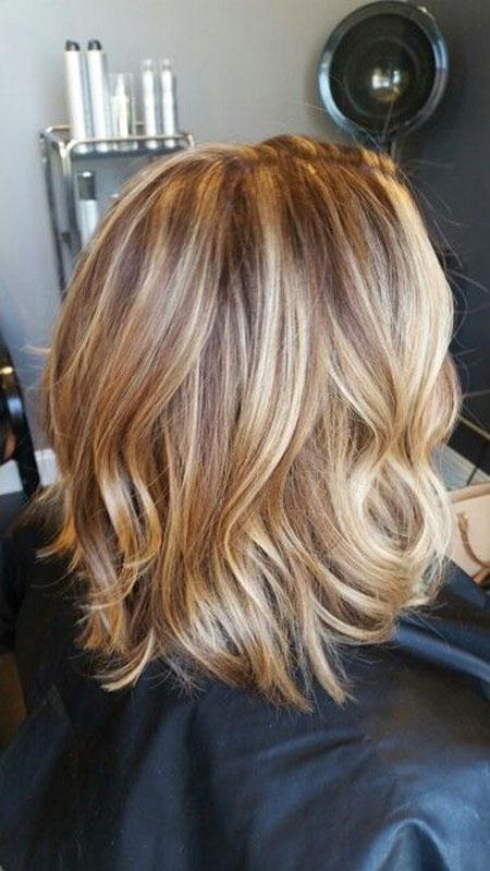 Blonde Hairstyles, Highlights, Balayage, Blonde Bob Hairstyles, Shoulder