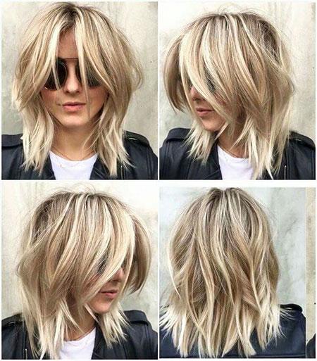 Blonde Bob Hairstyles, Short Hairstyles, Blonde Hairstyles, Wavy