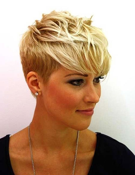 Short Hairstyles, Pixie Cut, Women, Plus, Haircut, Fine, Cropped