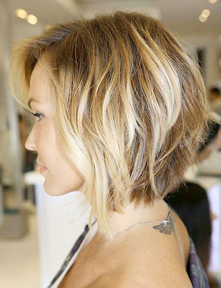 Blonde Bob Hairstyles, Short Hairstyles, Wavy, Should, Pixie Cut