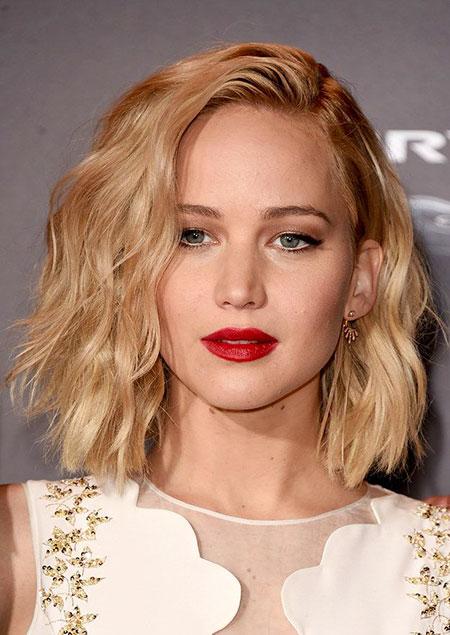 Jennifer, Blonde Bob Hairstyles, Short Hairstyles, Long