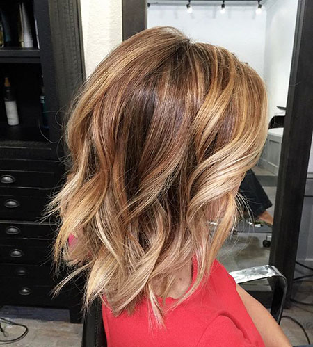 Blonde Hairstyles, Balayage, Blonde Bob Hairstyles, Women